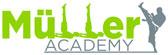 Gimnasio en A Coruña – Pablo Müller Academy Logo
