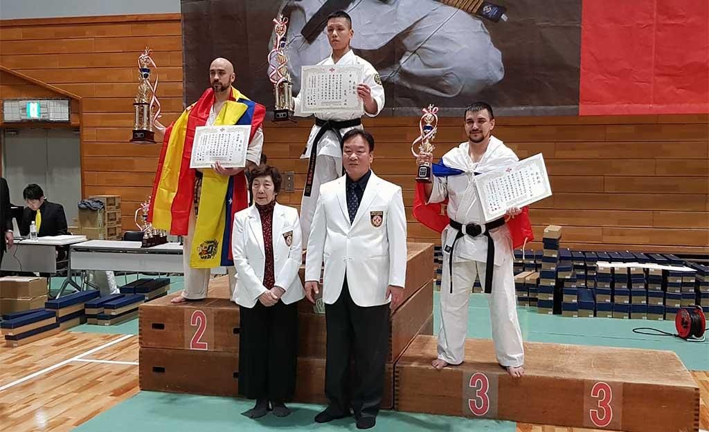 Subcampeón Karate 2019